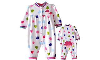 Model Pakaian Bayi