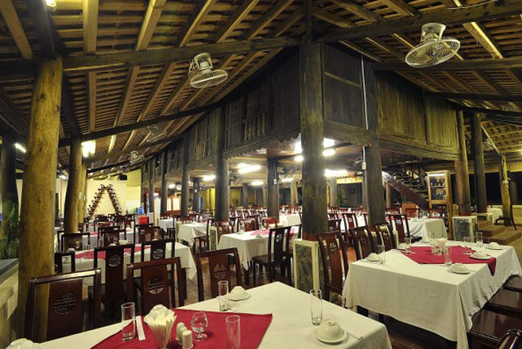 Nhà hàng Tản Đà