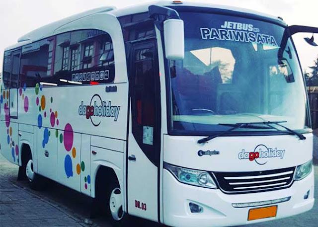 bus bandung pangandaran