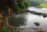 Ranu Segaran Dan  Air Panas Desa Tiris