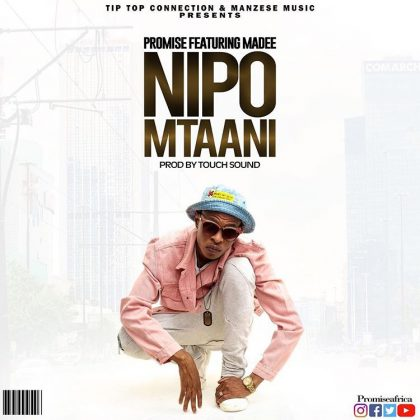 Download Mp3 | Promise ft Madee - Nipo Mtaani