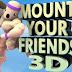 تحميل لعبة المضحكة و المسلية Mount Your Friends 3D: A Hard Man is Good to Climb تحميل مجاني برابط مباشر