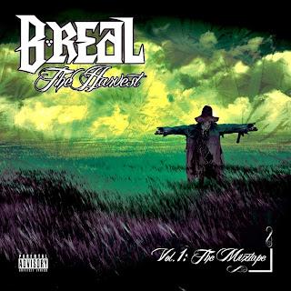 Resultado de imagen para B-Real - The Harvest Vol. 1