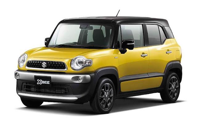 Suzuki XBEE Crossover