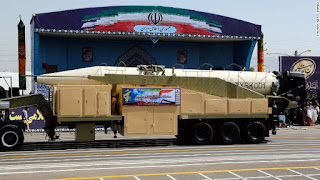Iran announces test launch of new Khorramshahr missile