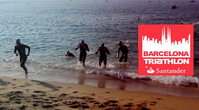 Barcelona Triathlon 2016