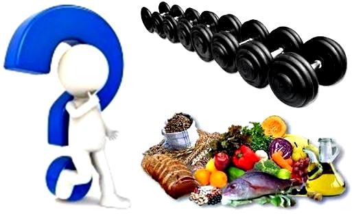 Comida alimentos masa muscular económicos