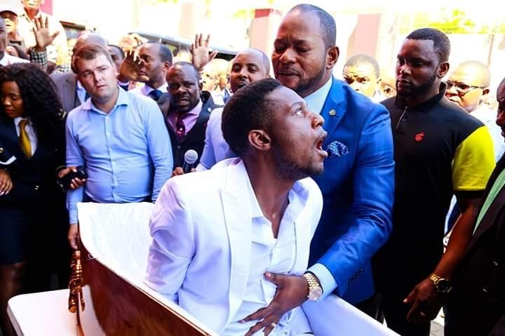 Kijana aliyefufuliwa na Mch. Lukau afariki tena, chanzo cha kifo chake chaanikwa