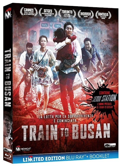 Train To Busan Home Video