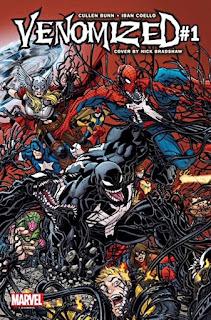 """Venomized"" el próximo evento de Marvel"
