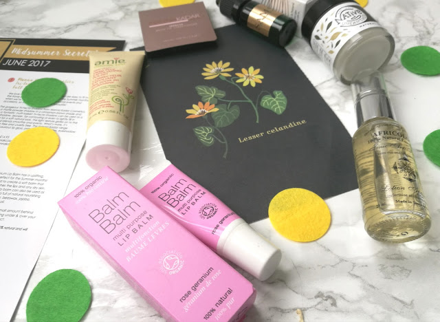 Little Known Box June 2017