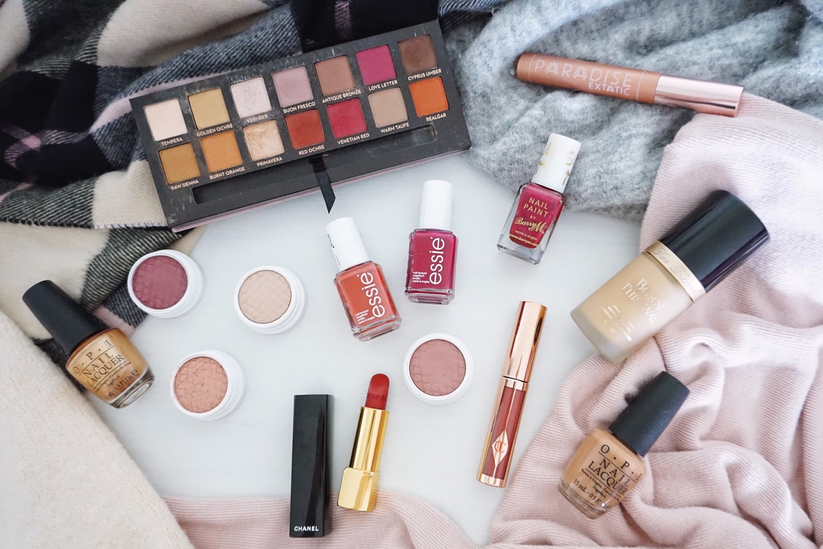 My Autumn Beauty Picks