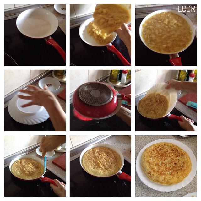 Receta de tortilla de patata 04