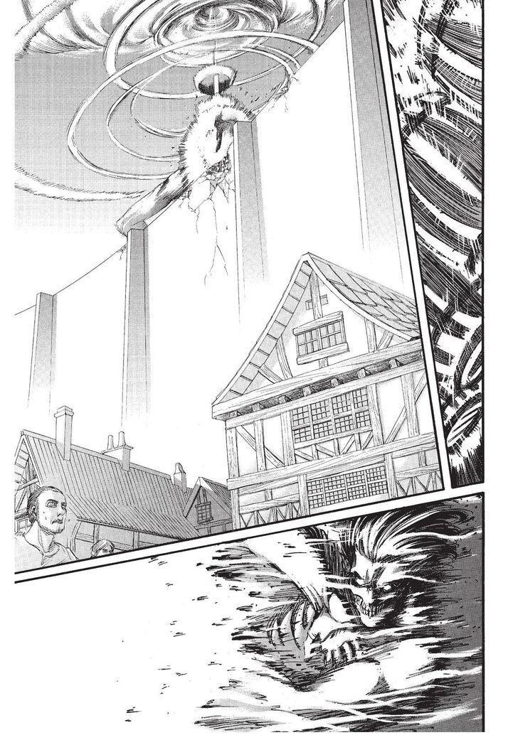 Shingeki no Kyojin Ch 68: Ruler of the Walls
