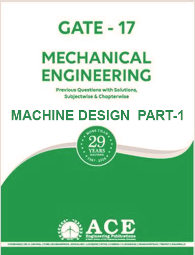 Download Ace Academy Machine Design Book Pdf For Mechanical