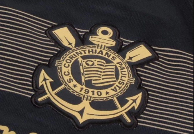 Escudo do Corinthians pode ter mudança para modernização; entenda