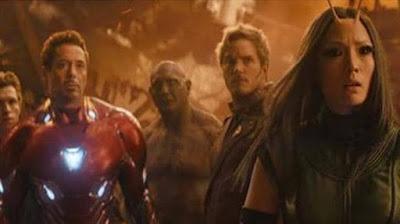 Avengers: End Games