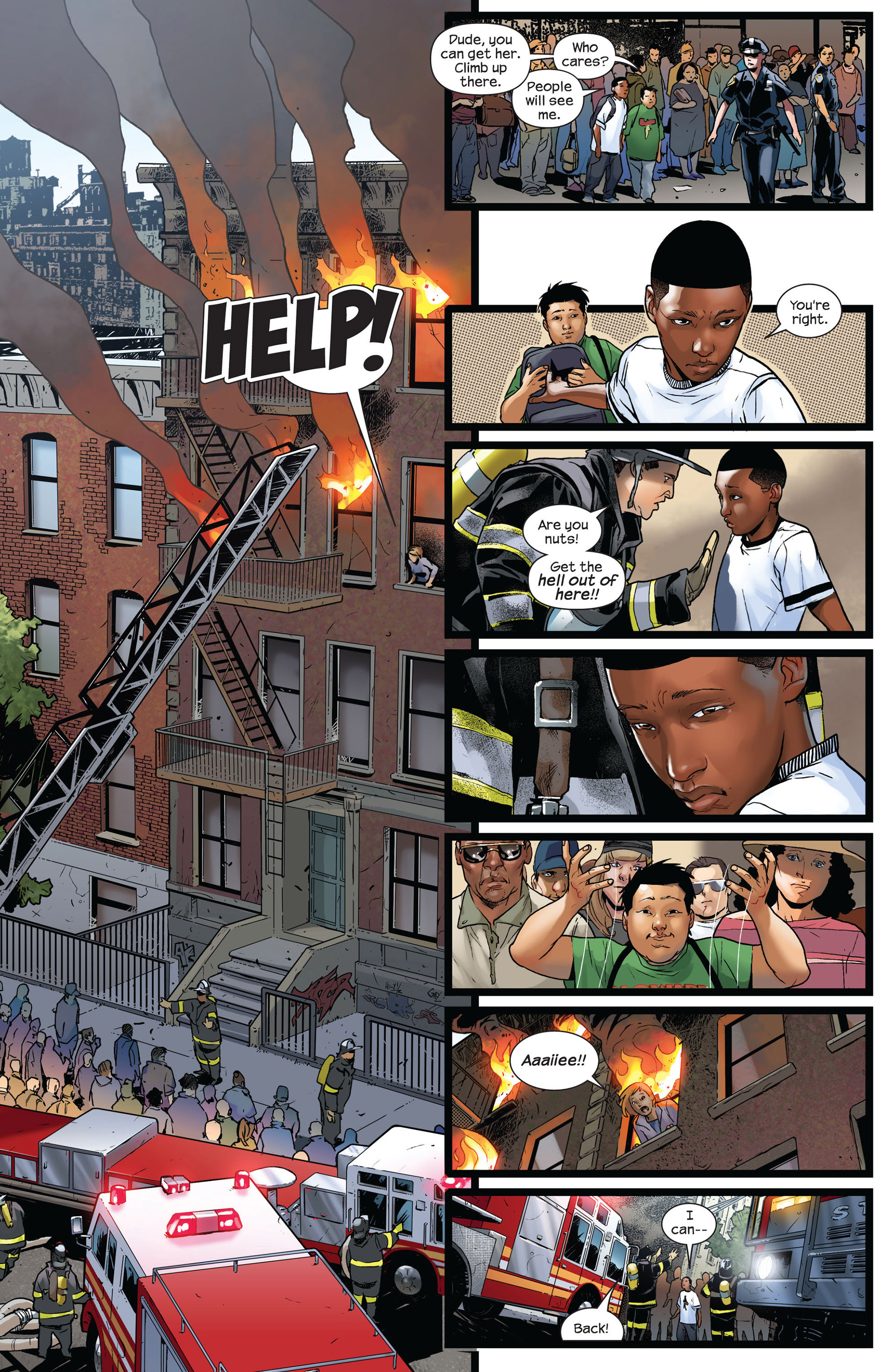 Read online Ultimate Comics Spider-Man (2011) comic -  Issue #3 - 9