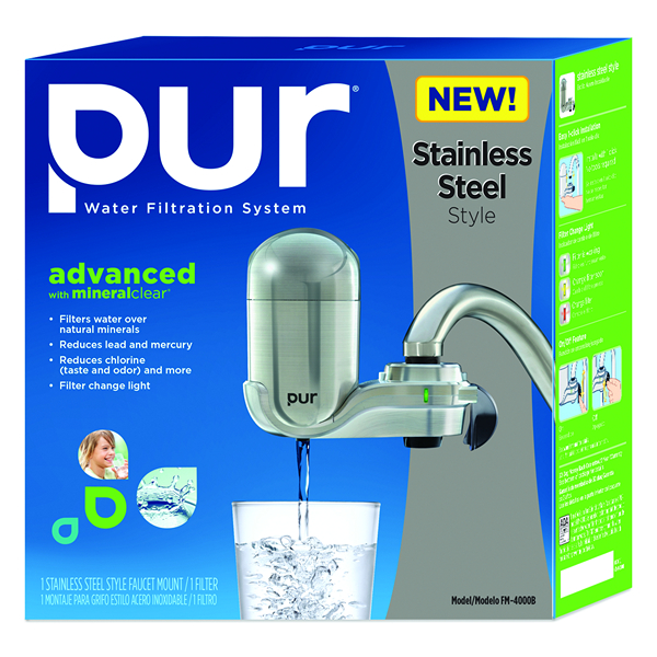 Cookistry: Gadgets: PUR on-faucet water filter