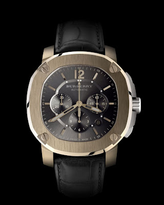 Burberry 'The Britain' Automatic Chronograph 47mm