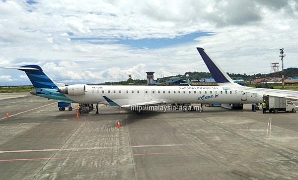 Bombardier CJ1000 Garuda Airlines
