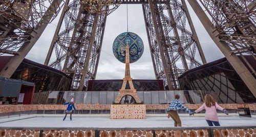 Idées de sorties de Noël-Paris à l'Ouest