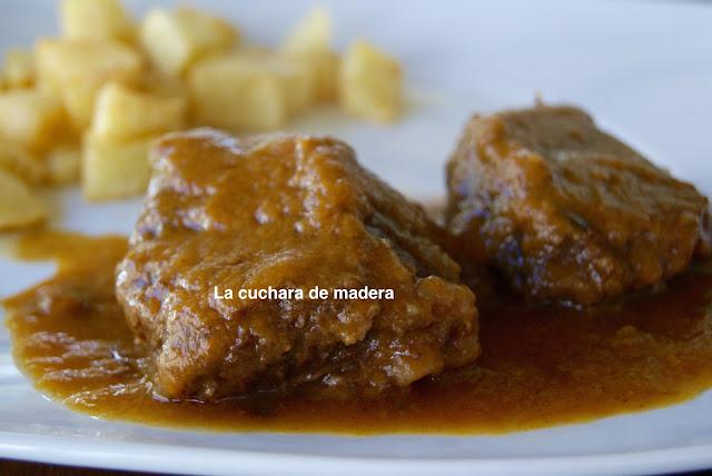 Carrilleras De Ternera