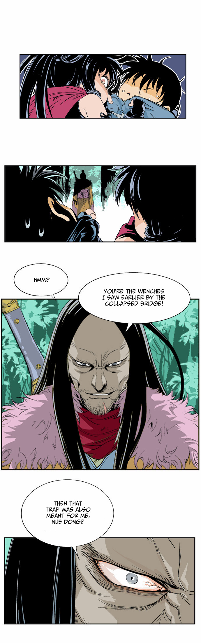 Gosu (The Master) - Chapter 4