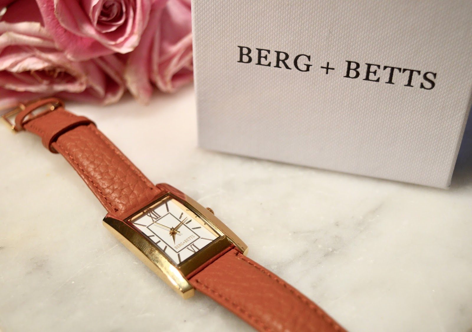 The Classic Berg and Betts watch