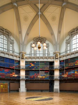 The Octagon Library, Queen Mary University of London