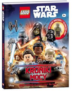 Recenzja - LEGO® Star Wars™: Kroniki Mocy - Adam Bray, David Fentiman, Cole Horton