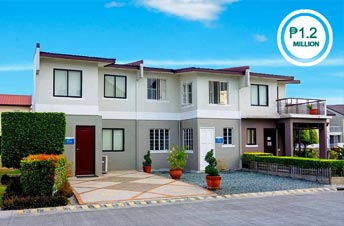 Lancaster New City Alice House Model – Lancaster New City House and Lot Cavite