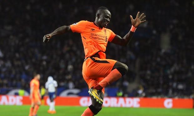 The Reds Kandidat Kuat Juara Liga Champions Porto 0-5 Liverpool : The Reds Kandidat Kuat Juara Liga Champions?