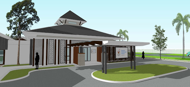 Rumah Ronald McDonald Terbaru di Hospital USM Kelantan