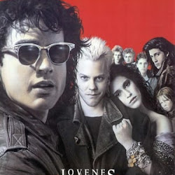 Poster The Lost Boys 1987