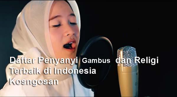 penyanyi gambus indonesia