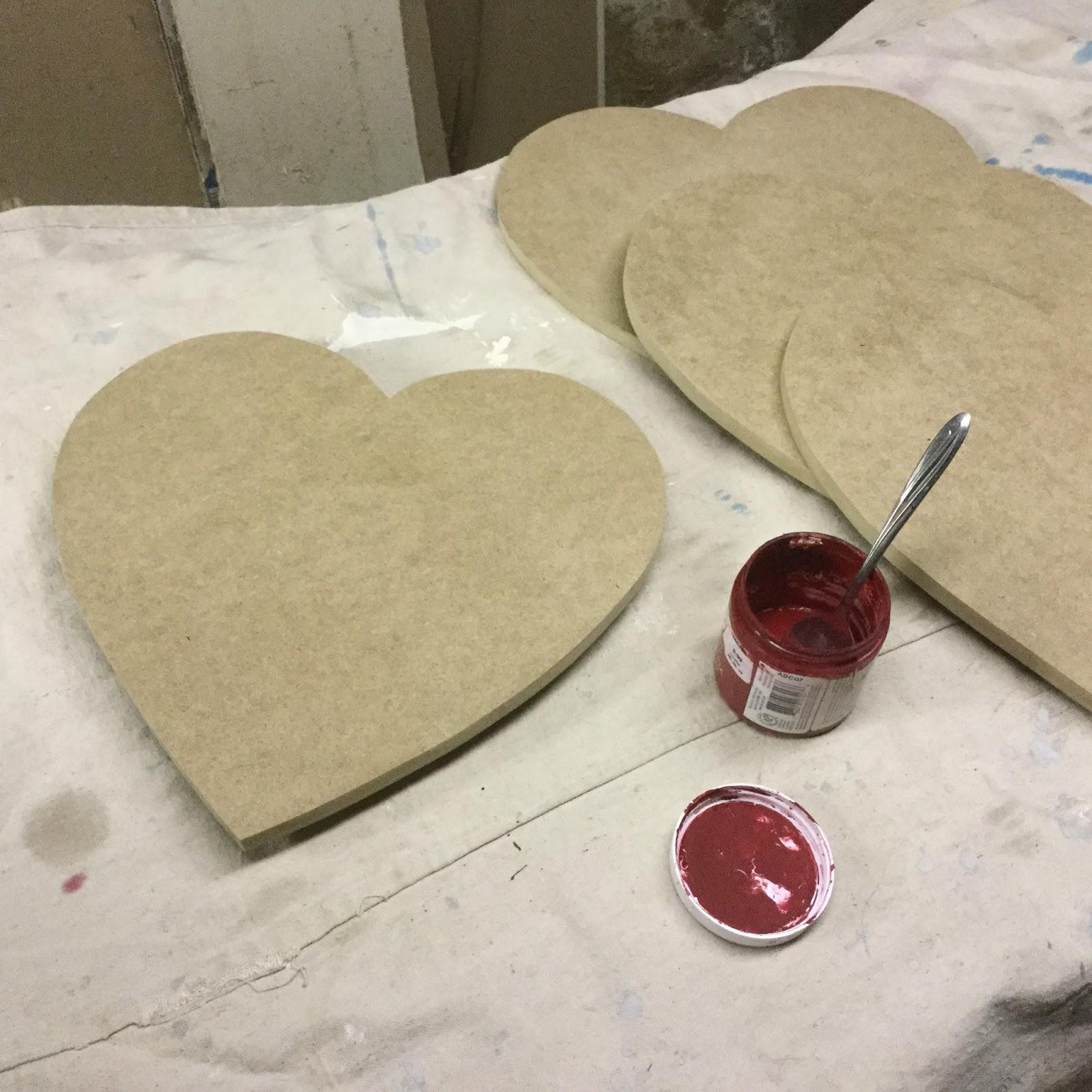 A Fiddler's Journey: Make a Chalkboard Heart DIY Easy!
