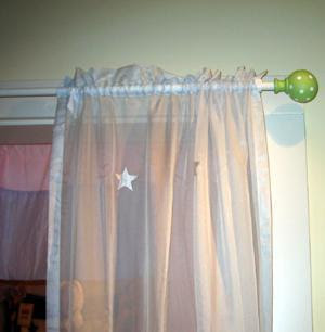 You Can Use Some Funky Ideas For Rods Of Kids Curtains Such As A Tree Branch Old Fishing Pole Etc