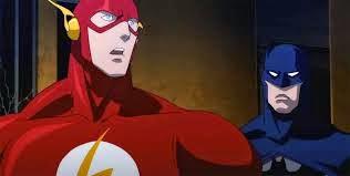 Liên Minh Công Lý- Nghịch Lý Tia Chớp - Justice League The Flashpoint Paradox 2013 VietSub (2013)