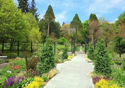 Morris Arboretum in Philadelphia Pennsylvania