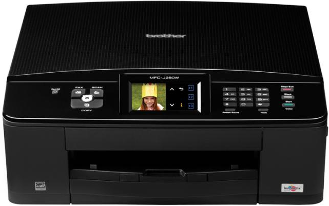 mfc j430w brother software