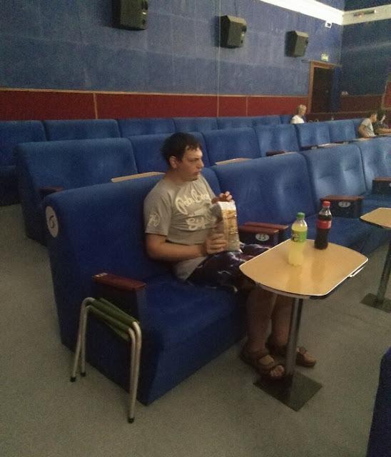 Севастополь. Кинотеатр Победа