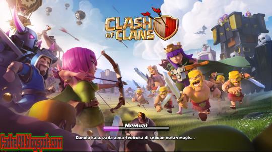 Cara Merubah Bahasa COC (Clash Of Clans) Menjadi Bahasa Indonesia6