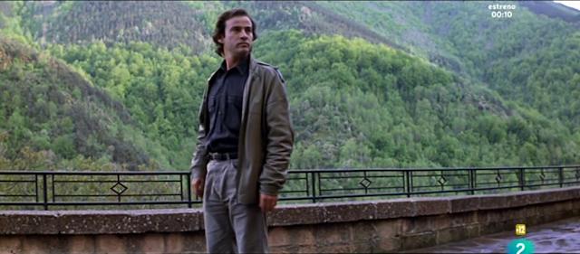 La voz de su amo (2001), escena en Valvanera — Eduard Fernández