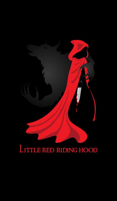 DARK of little red riding hood