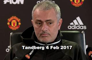 Tandberg 4 February 2017