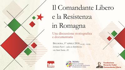A Bologna convegno su Libero organizzato dall'INSMLI