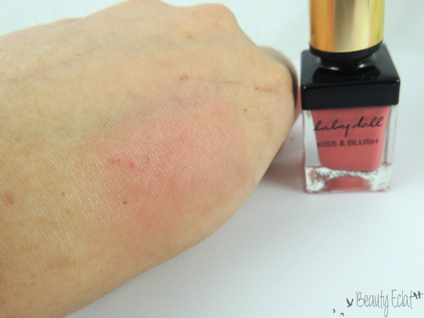 revue avis test kiss blush yves saint laurent