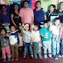Tnte. Alcalde de Ascope lleva Apoyo a Niños de Roma en 44 Aniversario de PRONOEI