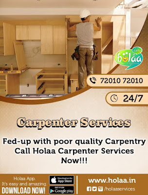 Carpenter Services in Ahmedabad